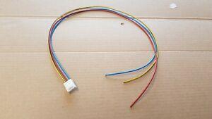PIONEER 3 PIN PLUG LEAD CABLE,OLD SCHOOL RETRO AMPLIFIER FOR Pioneer GM-4200 ETC