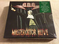 UDO - Mastercutor Alive LTD ED DIGI 2CD + DVD BRAND NEW & SEALED!