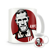 Conor Mcgregor MMA Mug Tshirt UFC Notorious Champion Irish Fight Gift New T Fun