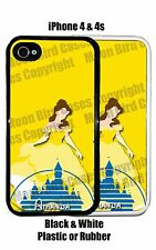 Disney Princess Castle Personalized with Your Name Apple iPhone Phone Case
