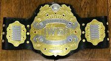 IWGP HEAVYWEIGHT CHAMPIONSHIP REPLICA WRESTLING BELT 4MM NEW WWE WCW ROH IMPACT