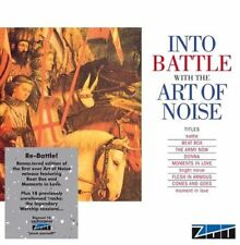 Art Of Noise - Into Battle With The Art Of Noise [CD]