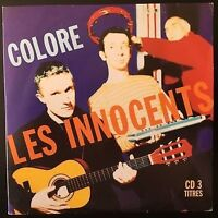 Les Innocents ‎CD Single Colore - France (EX/EX+)