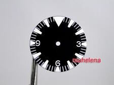 HR SEAMASTER 300 MILSUB ANTIQUE SUPER LUME Watch Dial for ETA 2824 2836 Movement
