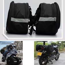Motorcycle Accessories 1 Pair Side Saddlebags Long Range Riding Bags Boots Bags