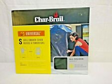 Char-Broil Smoker Grill Cover All Season Series Protective Liner Size Small
