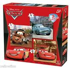 Disney Planes Cars Princess Winnie the pooh 3 Childrens jigsaw puzzles box set