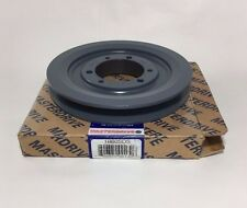 """1B60-SDS 6.35"""" OD Single Groove """"A/B"""" Pulley / Sheave (bushing not included)"""
