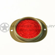 MILITARY RED REFLECTOR M923 M998 M1123 M1078