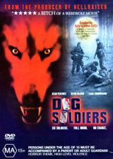 DOG SOLDIERS (Sean PERTWEE Kevin McKIDD Liam CUNNINGHAM) THRILLER Film DVD Reg 4
