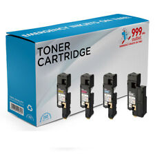 S050614 Full Set Toner Cartridges Compatible with Epson AcuLaser C1750n CX17NF