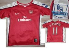 2008-10 Arsenal v.Persie #11 Home Shirt Football Soccer Jersey youth 110 cm 5/6