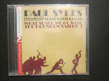 What Shall We Do with a Drunken Sailor by Paul Sykes (CD, Nov-2013, Essential Me