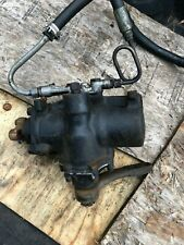 MERCEDES w109 w108 w112 w111 POWER STEERING BOX WITH LINES AND HOSES