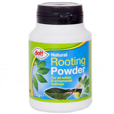 Doff Natural Rooting Powder 75g For Edible Plants & Cuttings Various Pack