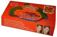 Asantee Thai Papaya Herbal Skin Whitening Soap 125g ( pack of 4 )