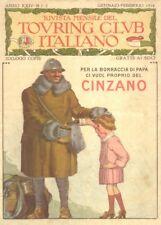 CINZANO PER LA BORRACCIA, Italy, 1918, 250gsm A3 Poster