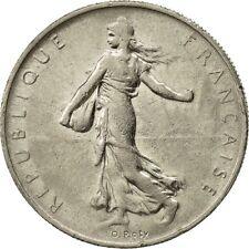 [#521902] France, Semeuse, Franc, 1961, Paris, TTB, Nickel, KM:925.1