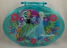 New Disney Frozen Anna Elsa Olaf Creativity Art Set Stamp Case Note Stickers Pen