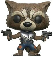 Funko--Guardians of the Galaxy: Vol 2 - Rocket Dual Gun US Exclusive Pop! Vin...