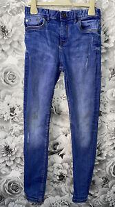 Boys Age 10 (9-10 Years) Matalan Skinny Leg Jeans