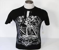 Basement Mens Vintage Skull Shirt Medium Med M NWT $45
