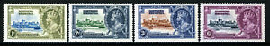 NORTHERN RHODESIA King George V 1935 Silver Jubilee Set SG 18 to SG 21 MINT