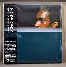 Mal WALDRON Meditations LIVE At Dug 11 JULY 1972 JAPAN Mini LP CD NEW SCOL-4014