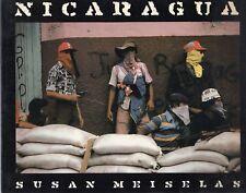 MEISELAS Susan, Nicaragua. Juin 1978 - Juillet 1970. Editions Herscher, 1980