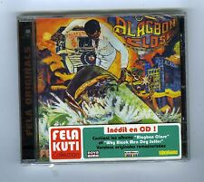 CD (NEW) FELA KUTI ALAGBON CLOSE / WHY BLACK MAN DEY SUFFER