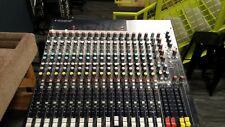 Soundcraft Fx 16ii Analog Console W/24 Bit Lexicon Effx Processor