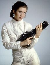 Carrie Fisher Princess Leia Star wars A4 photo #6