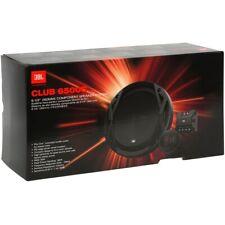 """JBL Club 6500C 360 Watt 6-1/2"""" Club Series 2-Way Component Speakers Brand New"""
