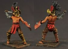Tin toy soldiers  painted 54 mm Gladiator