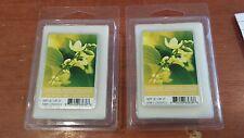 Scented Wax Melts - Jasmine Honeysuckle - Lot of 2 - NEW! 2.46 oz each