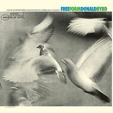 Cadre Rouge Audiophile Edition(1985) Donald Byrd FREE FORM LP Blue Note BST84118