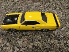 MotorMax 1:24 1969 Dodge Coronet Super Bee Diecast
