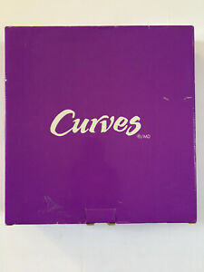 CURVES Digital Body Analysis Scale By Avon, F3076221, NEW In BOX!