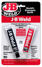J-B Weld Industrial Strength Adhesive JB Cold Auto Weld