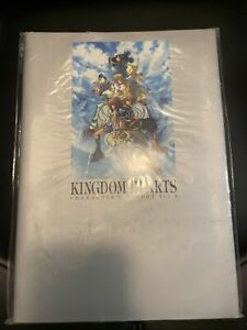 Kingdom Hearts Character's Report vol.2 (Art Book) Japanese