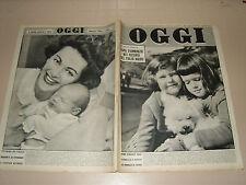 OGGI=1957/48=PIO SEMEGHINI=GIACOMO RONDINELLA=GIORGIO LIUZZI=GABRIELE D'ANNUNZIO