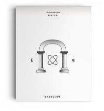 "K-POP EVERGLOW Mini Album ""HUSH'"" [1 Photobook + 1 CD]"