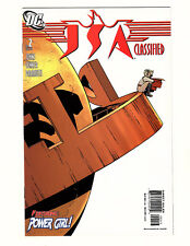 JSA Classified #2 (2005, DC) NM 3rd Print Power Girl Variant Johns Conner