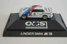 Herpa Modellauto 1:87 H0 BMW M3 Nr. 18 Heger