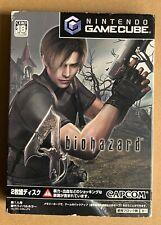 Biohazard 4 Nintendo Gamecube Japan Resident Evil 4