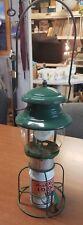 Vintage Coleman 5101 LP Lantern Propane Gas Lamp Camping Survival