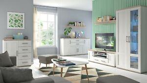 Romance Living Room Furniture Collection Storage Sideboard TV Unit Wardrobe Wood