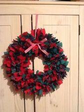Handmade Wreath Wall Hangings