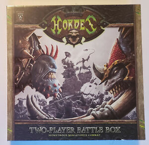 Hordes Two-Player Battle Box - Privateer Press - Out of Print - Sealed