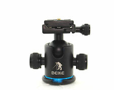 New Beike Professional Panoramic Gimbal Tripod Ball Head 360° Rotated For DSLR